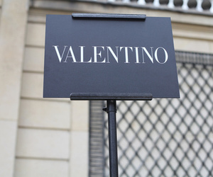Valentino, fashion, and luxury image