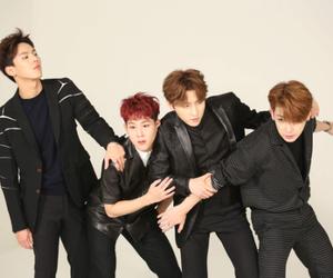 i.m, wonho, and jooheon image