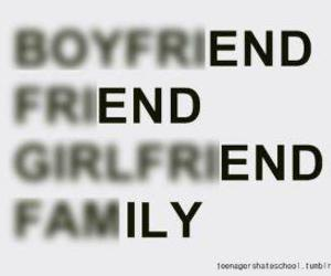 family, end, and friends image