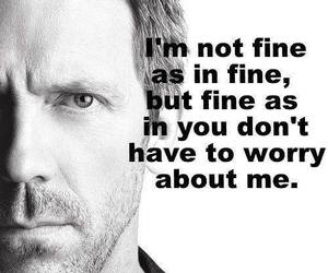 hugh laurie, dr house, and gregory house image
