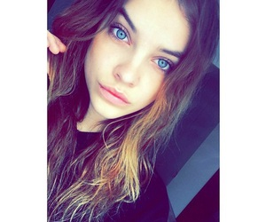 barbara palvin, model, and blue eyes image