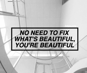 beautiful, quotes, and white image