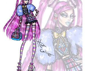 hayden williams, art, and fashion illustration image