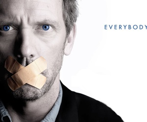 house, dr house, and lies image