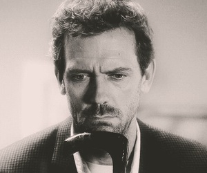 gif, dr house, and house image