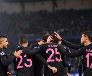 football, paris, and paris saint-germain image