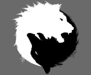 black and white, brothers, and stark image
