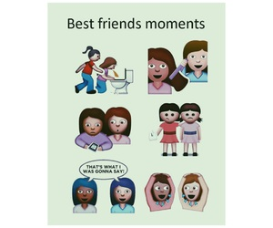 bff, I Love You, and moments image