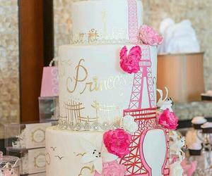paris, sweet, and wedding image