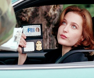 scully and x files image