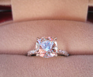 engagement, jewelry, and marriage image