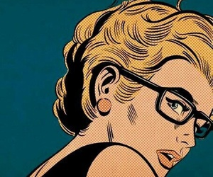 pop art, art, and comic image