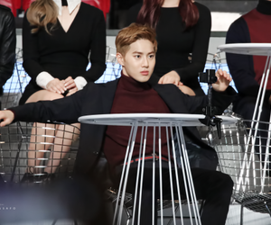 exo, suho, and leader image