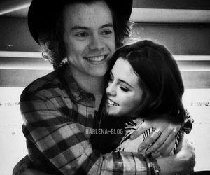 Harry Styles and harlena image