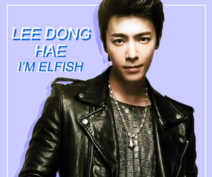 dancer, donghae, and Lee Donghae image
