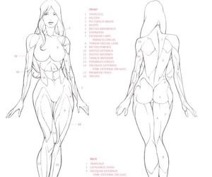 alternative, art, and body image