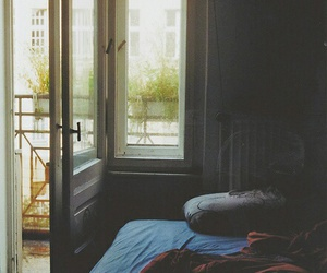 photography, vintage, and bed image