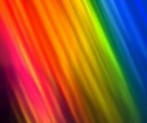 colours and rainbow image