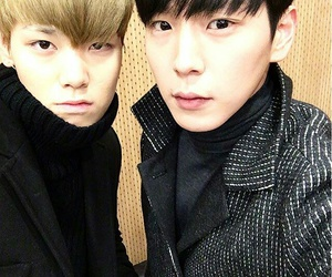 b.a.p, zelo, and himchan image