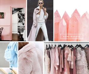 fashion, pastels, and serenity image