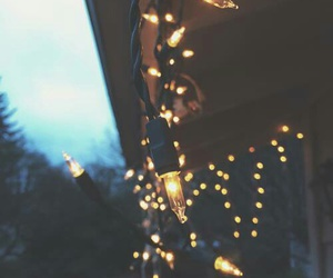 light, christmas, and grunge image