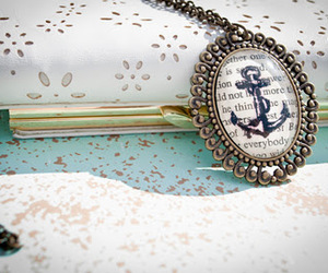 anchor and jewelry image