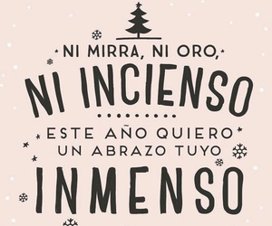 christmas, frases, and love image