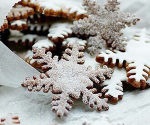 christmas, cookie, and galletas image