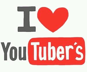 youtubers, youtube, and ️youtubers image
