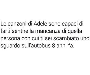 Adele, frasi, and frasi belle image