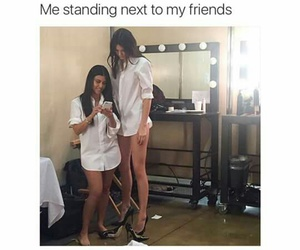 funny, tall, and me image