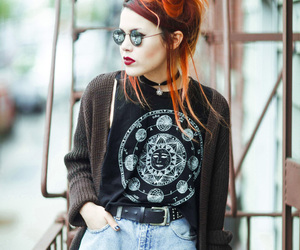 fashion, style, and grunge image