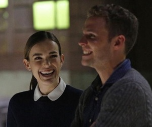 gemma, agents of shield, and fitz and simons image