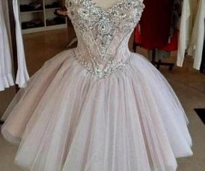 cute prom dress, cute homecoming dress, and homecoming dress lace image