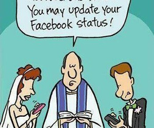 facebook, funny, and status image