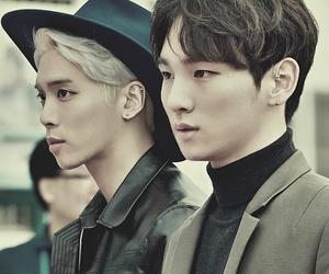 key, Jonghyun, and SHINee image
