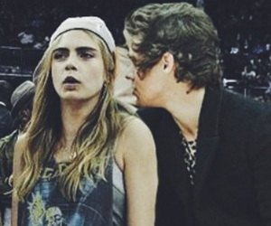 cara delevingne, Harry Styles, and carrary image