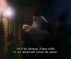 harry potter, dumbledore, and famous image
