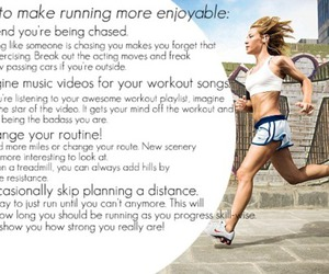 run and workout image