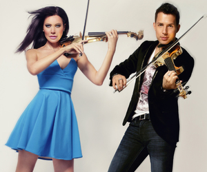 ben lee, fuse violin, and linzi stoppard violinist image