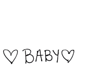 baby, facebook, and overlay image