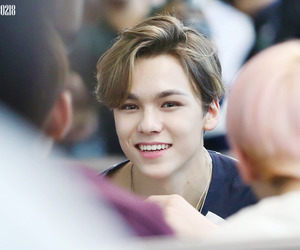 Seventeen, vernon, and hansol image