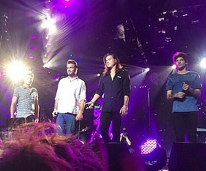 on stage, my loves, and so cute image