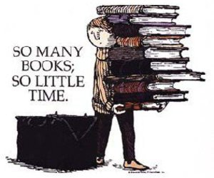 book and time image