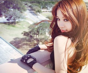 photography, pretty, and michelle phan image