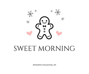 cold, morning, and sweet image