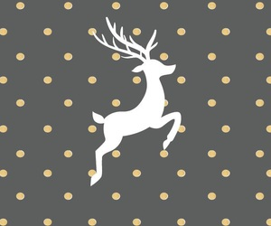 antler, wallpaper, and wallpapers image