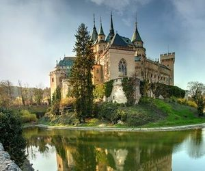 castle, Dream, and house image