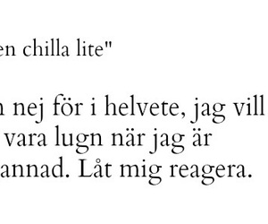 quote, svenska, and text image
