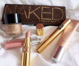cosmetic, lipstick, and makeup image